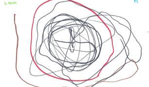Il disegno di Liam
